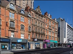 482 SF High Street Shop for Rent  |  41 Corporation Street, Birmingham, B2 4LS