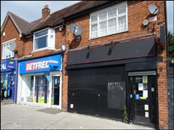 500 SF High Street Shop for Rent  |  327 Old Chester Road, Birmingham, B36 0JG