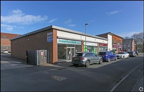 1,200 SF Out of Town Shop for Rent  |  Unit 6, Newark On Trent, NG24 3RS