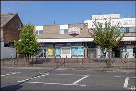 2,515 SF High Street Shop for Rent  |  352 - 354 Birmingham Road, Sutton Coldfield, B72 1YH