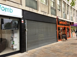 981 SF High Street Shop for Rent  |  96 The Parade, Watford, WD17 1AW
