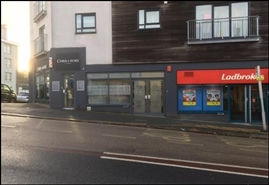 909 SF High Street Shop for Rent  |  235 Albert Road, Plymouth, PL2 1AH