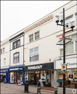 700 SF High Street Shop for Rent  |  36 High Street, Weston Super Mare, BS23 1JA