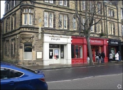 852 SF High Street Shop for Rent  |  8 - 12 Swadford Street, Skipton, BD23 1RD