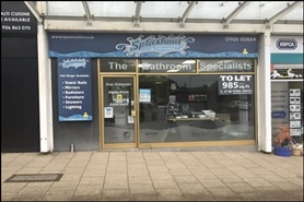 985 SF High Street Shop for Rent  |  53 Abbey End, Kenilworth, CV8 1QJ