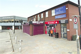 1,027 SF Shopping Centre Unit for Rent  |  Unit A, Part Ground Floor, Colmar House, Middleton, M24 4EL