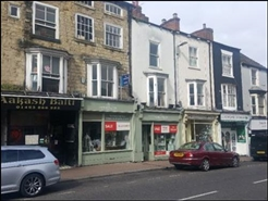 832 SF High Street Shop for Rent  |  61 High Street, Knaresborough, HG5 0HB