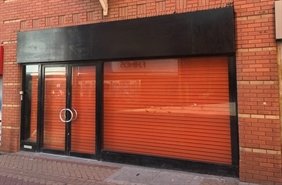 1,046 SF High Street Shop for Rent  |  Unit 4, 37 Corporation Street, Blackpool, FY1 4RW