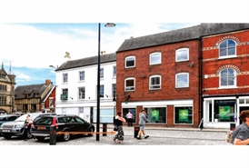 High Street Shop for Sale  |  33-35 Market Place, Uttoxeter, ST14 8HF