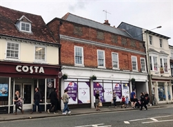 3,175 SF High Street Shop for Rent  |  121 West Street, Farnham, GU9 7HH