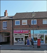530 SF High Street Shop for Rent  |  70 High Street, Princes Risborough, HP17 0AX