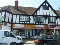 Out of Town Shop for Sale  |  185 and 185a Kingston Road, Epsom, KT19 0AA