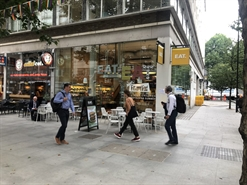 1,423 SF High Street Shop for Rent  |  94 Tottenham Court Road, London, W1T 4TN