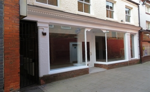 1,597 SF High Street Shop for Sale  |  40 Market Street, Ashby de la Zouch, LE65 1AN