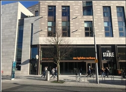 2,821 SF High Street Shop for Rent  |  South Building, Southampton Arts Centre, Southampton, SO14 7DU