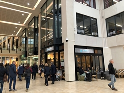 1,598 SF Shopping Centre Unit for Rent  |  Unit 38, 8 Lion Yard, Cambridge, CB2 3NA