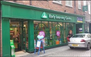 1,329 SF High Street Shop for Rent  |  22 - 24 Market Street, York, YO1 8SJ