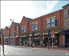 1,850 SF High Street Shop for Rent  |  104 - 105 Friar Street, Reading, RG1 1EP