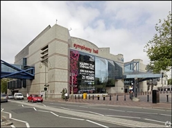 720 SF High Street Shop for Rent  |  Unit 6, International Convention Centre, Birmingham, B1 2EA