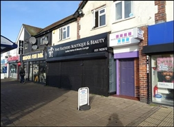 846 SF High Street Shop for Rent  |  2234 Coventry Road, Birmingham, B26 3JH