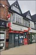 1,140 SF High Street Shop for Rent  |  50 Poplar Road, Solihull, B91 3AB
