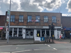 4,000 SF High Street Shop for Rent  |  Bank Corner Pub, Alsager, ST7 2AF