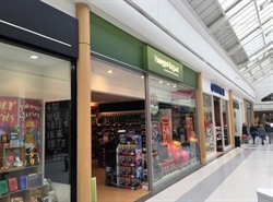 2,297 SF Shopping Centre Unit for Rent  |  Unit 14 Kingsgate Shopping Centre, Huddersfield, HD1 2QB