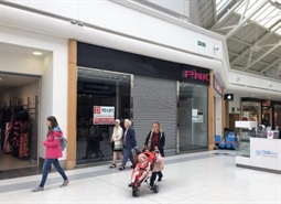 1,270 SF Shopping Centre Unit for Rent  |  Unit 17 Kingsgate Shopping Centre, Huddersfield, HD1 2QB