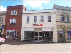 1,555 SF High Street Shop for Rent  |  41 Fore Street, Trowbridge, BA14 8EJ