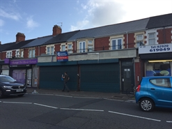 1,062 SF High Street Shop for Rent  |  93-95 Whitchurch Road, Cardiff, CF14 3JP