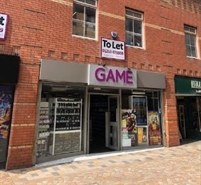 1,246 SF High Street Shop for Rent  |  Unit 5, 35 Corporation Street, Blackpool, FY1 4RW