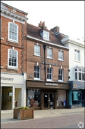 791 SF High Street Shop for Rent  |  25 East Street, Chichester, PO19 1HS