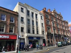 1,968 SF High Street Shop for Rent  |  7-11 Milton Street, Nottingham, NG1 3EP