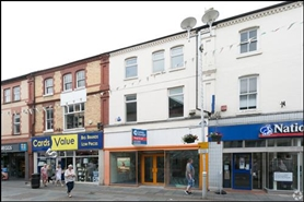 916 SF High Street Shop for Rent  |  19 Adare Street, Bridgend, CF31 1ET