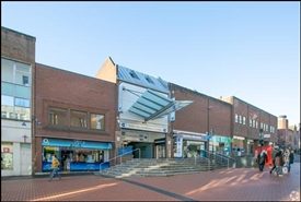 58,748 SF Shopping Centre Unit  |  Saddlers Shopping Centre, Walsall, WS1 1NH