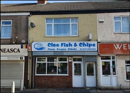 348 SF High Street Shop for Rent  |  57 Grimsby Road, Cleethorpes, DN35 7AF