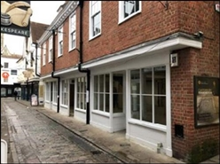2,005 SF High Street Shop for Rent  |  11 - 14 Butchery Lane, Canterbury, CT1 2JR