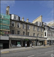 1,909 SF High Street Shop for Rent  |  10 Frederick Street, Edinburgh, EH2 2HB