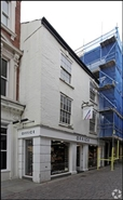 801 SF High Street Shop for Rent  |  54 - 56 Bridlesmith Gate, Nottingham, NG1 2GP