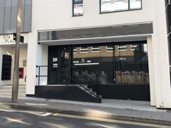 High Street Shop for Rent  |  118 Kings Road, Brentwood, CM14 4EA