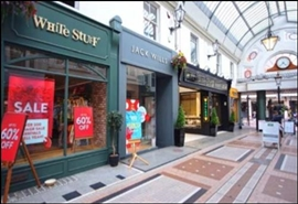 727 SF Shopping Centre Unit for Rent  |  Unit 20, The Arcade, Bournemouth, BH1 2AF