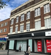 6,523 SF High Street Shop for Rent  |  41-49 Chapel Street, Southport, PR8 1AL