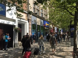 1,000 SF High Street Shop for Rent  |  51 Piccadilly, Manchester, M1 2AP