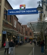 1,716 SF Shopping Centre Unit for Rent  |  Unit 21 Wellington Square Shopping Centre, Stockton on Tees, TS18 1RG