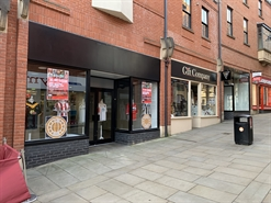 605 SF Shopping Centre Unit for Rent  |  Unit 23 Prince Bishops Shopping Centre, Durham, DH1 3UJ