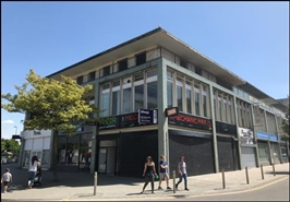 192 SF High Street Shop for Rent  |  28B High Street, Weston Super Mare, BS23 1JF