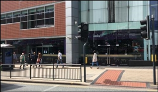 4,722 SF High Street Shop for Rent  |  Units 1+2, The Cube, Leeds, LS2 8ER