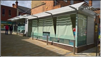 228 SF Shopping Centre Unit for Rent  |  Kiosk 2, Carillon Court Shopping Centre, Loughborough, LE11 3XA