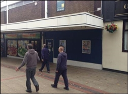 761 SF Shopping Centre Unit for Rent  |  Unit 50, The Mall Shopping Centre, Manchester, M30 0HN