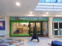 1,266 SF Shopping Centre Unit for Rent  |  Unit 13 Chantry Way, Chantry Centre, Andover, SP10 1LS